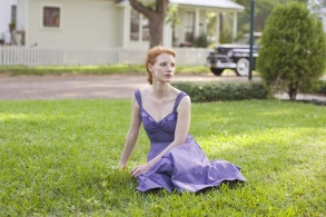 "Jessica Chastain in ""The Tree of Life"""