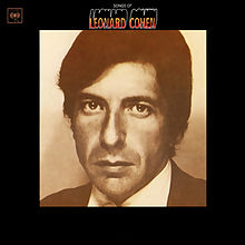 Songs of Leonard Cohen album cover.