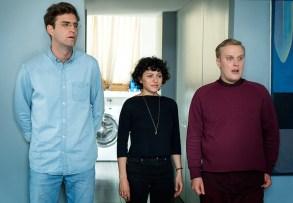 Search Party Season 1 TBS John Reynolds, Alia Shawkat, John Early