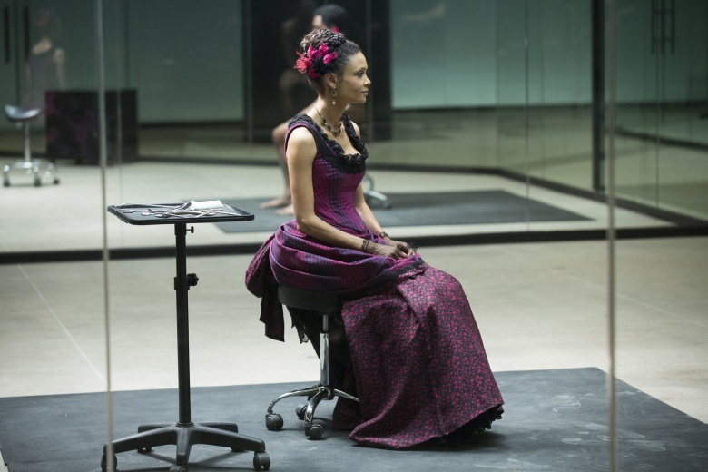 Westworld Thandie Newton Season 1 Episode 9