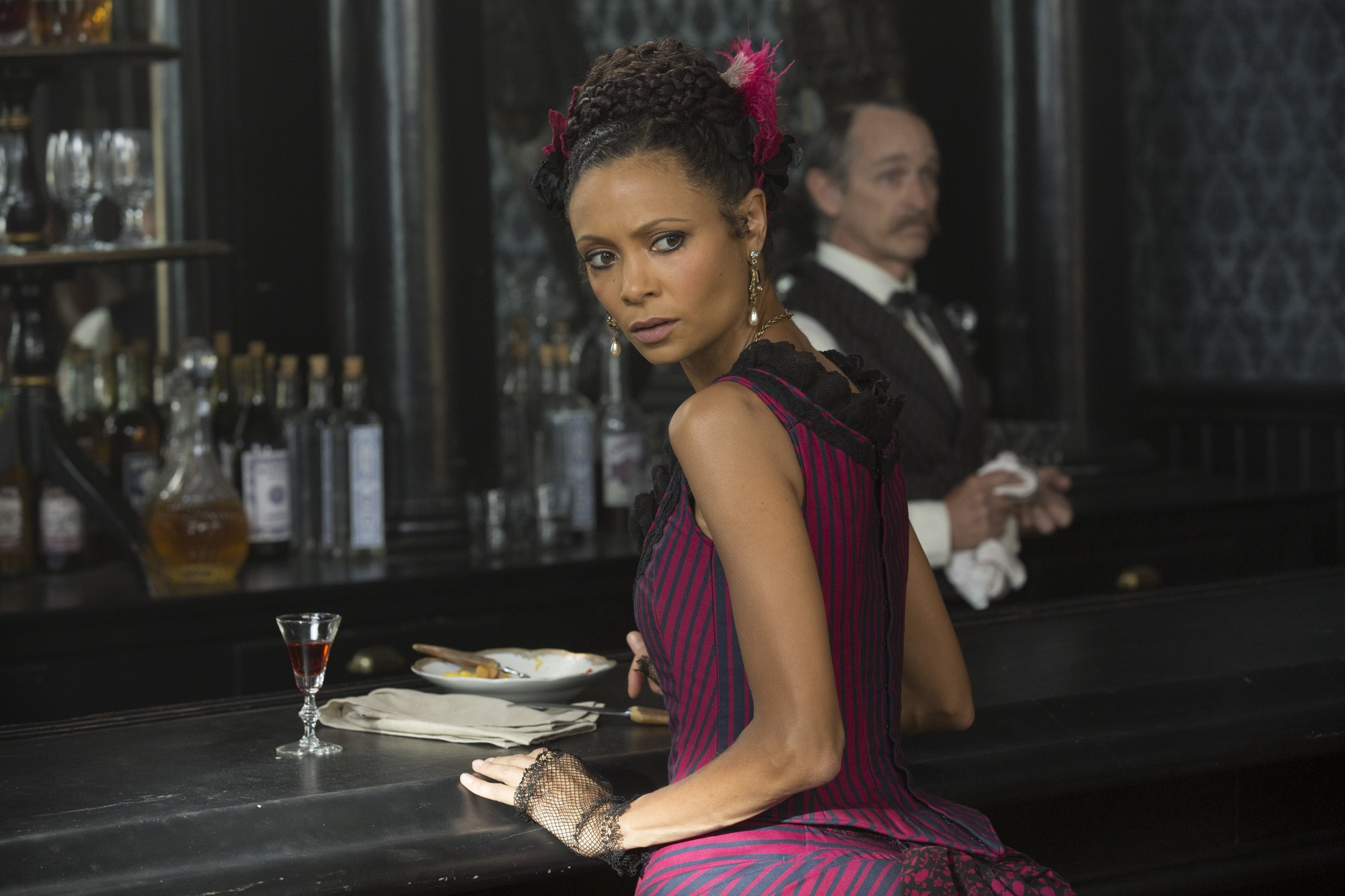 Westworld Thandie