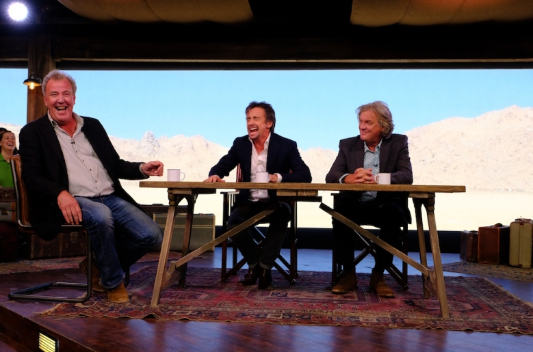 The Grand Tour Jeremy Clarkson, Richard Hammond James May Season 1 Episode 1