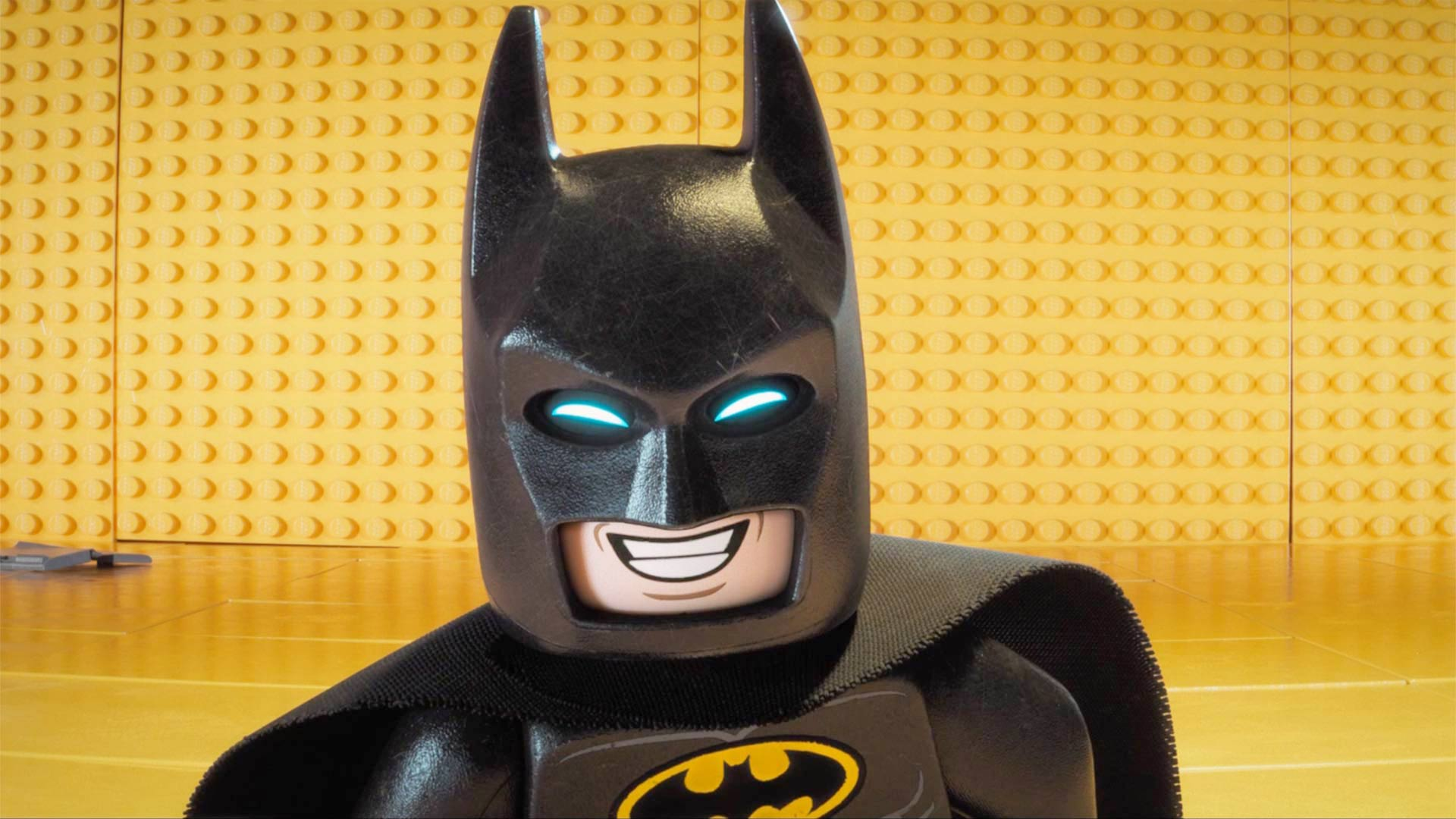 The LEGO Batman Movie: Christopher Nolan Doesn't Stand A ...