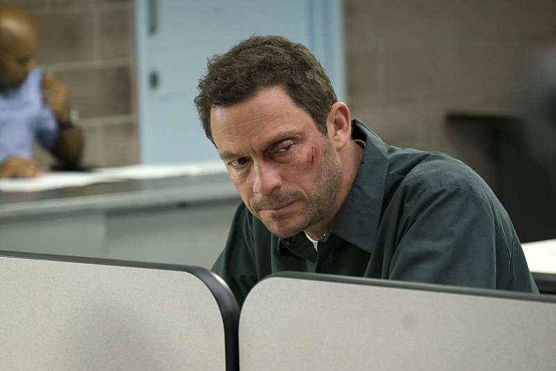 "Dominic West in ""The Affair."""