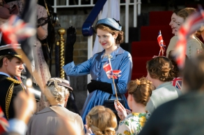 The Crown Season 1 Claire Foy