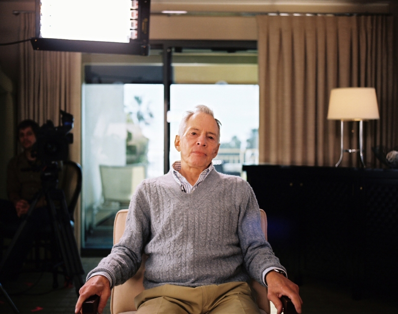 """The Jinx: The Life and Deaths of Robert Durst"""