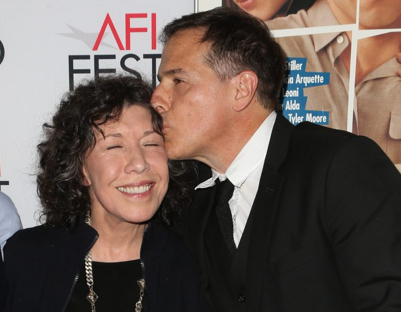 Lily Tomlin and David O Russell