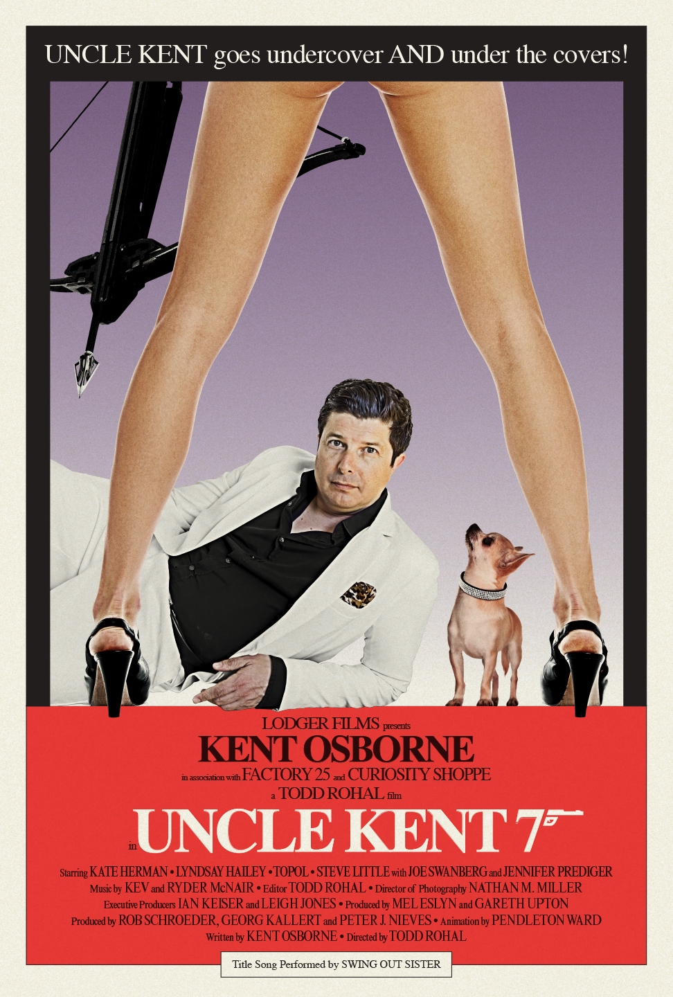Uncle Kent Sequel Poster