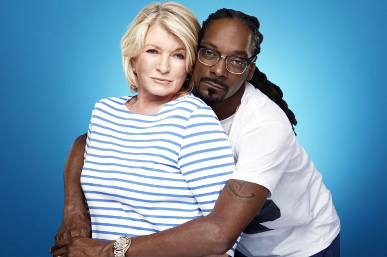 "Martha Stewart and Snoop Dogg, ""Martha & Snoop's Potluck Dinner Party"""