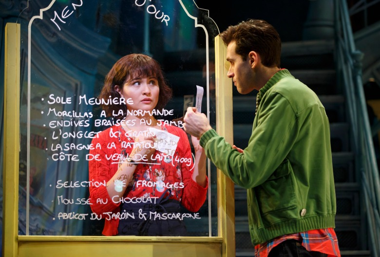 Amélie A New Musical Review Cheery Stage Adaptation That Loses Some Of The Magic Original
