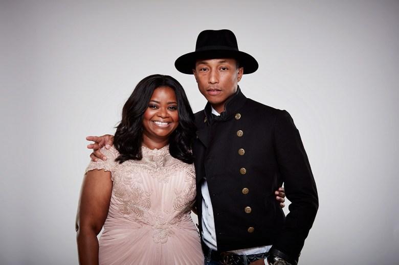 Pharrell Williams & Octavia Spencer are Sound & Soul of ...