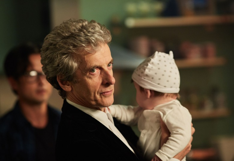 "Peter Capaldi, ""Doctor Who: The Return of Doctor Mysterio"""