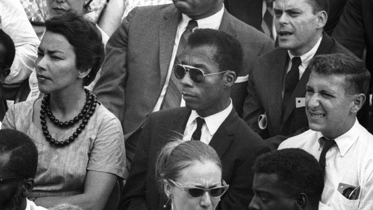James Baldwin Raoul Peck I am Not Your Negro