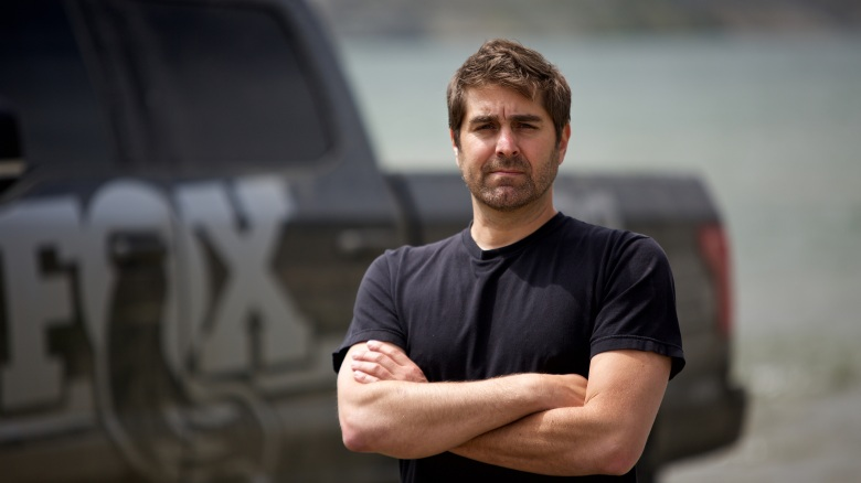"Tory Belleci on ""White Rabbit Project"""