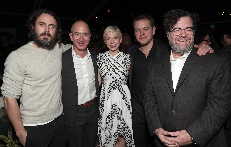 Oscar Campaigns Silence At The Vatican Amp Jeff Bezos