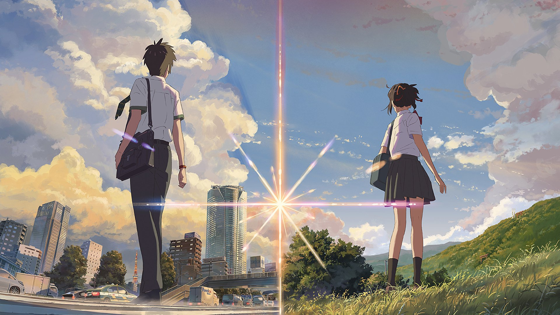 Why J J  Abrams' Your Name Remake Could Be an Anime Remake