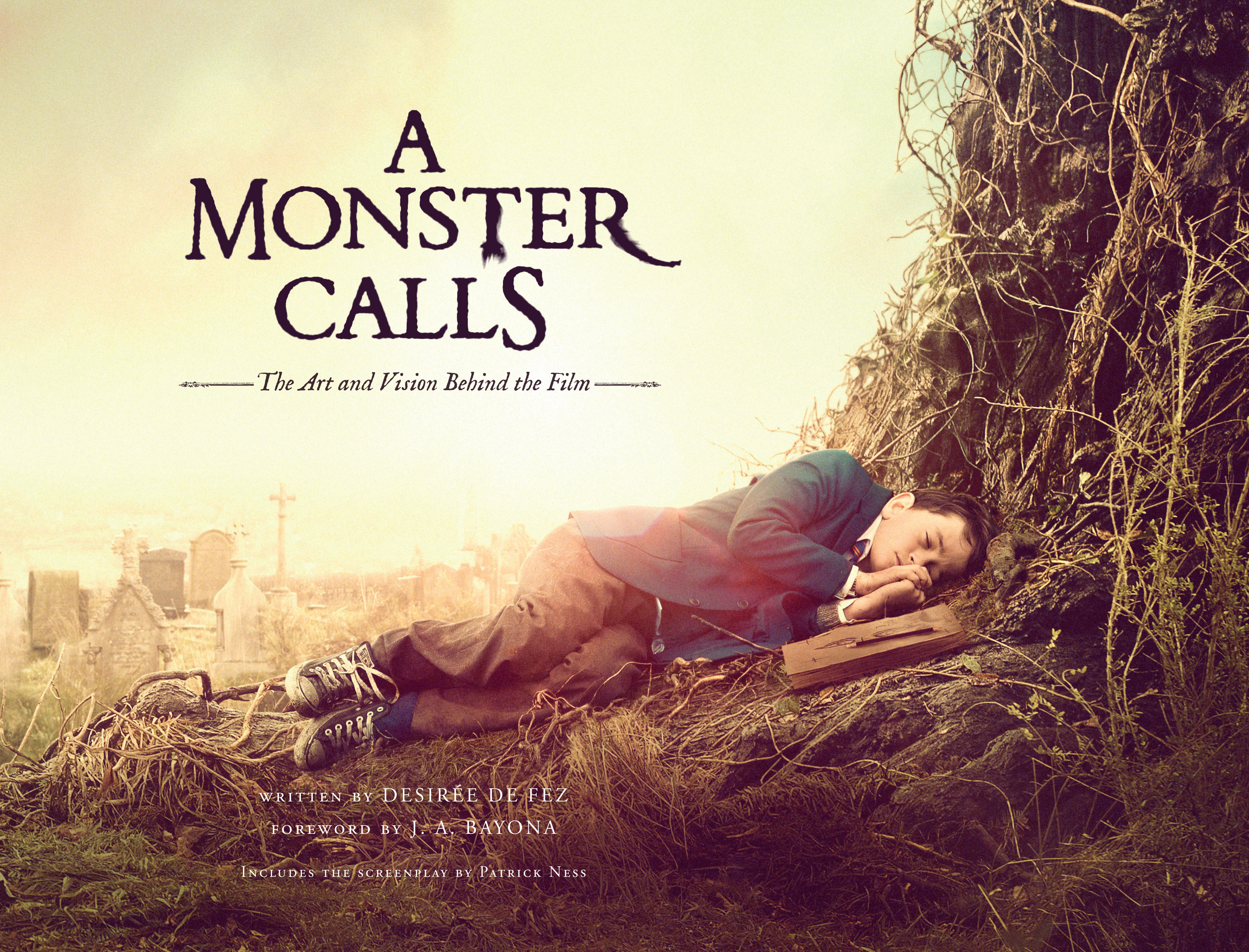 """A Monster Calls: The Art and Vision Behind the Film"""
