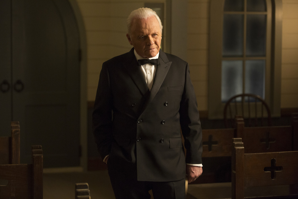 Westworld Season 1 Episode 10 Anthony Hopkins
