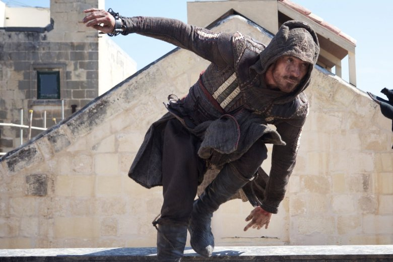Assassin S Creed Review Roundup For Michael Fassbender Video Game