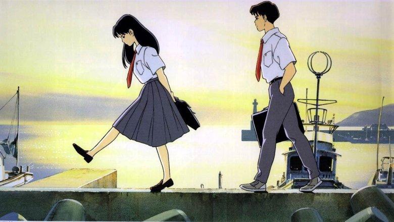 Studio Ghibli Ocean Waves
