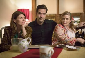 Catastrophe Carrie Fisher Rob Delaney