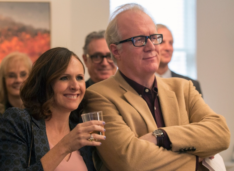 Tracy Letts Molly Shannon Divorce Season 1