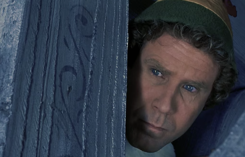 'Elf' Recut As a Horror Thriller Is a Terrifying Holiday Treat