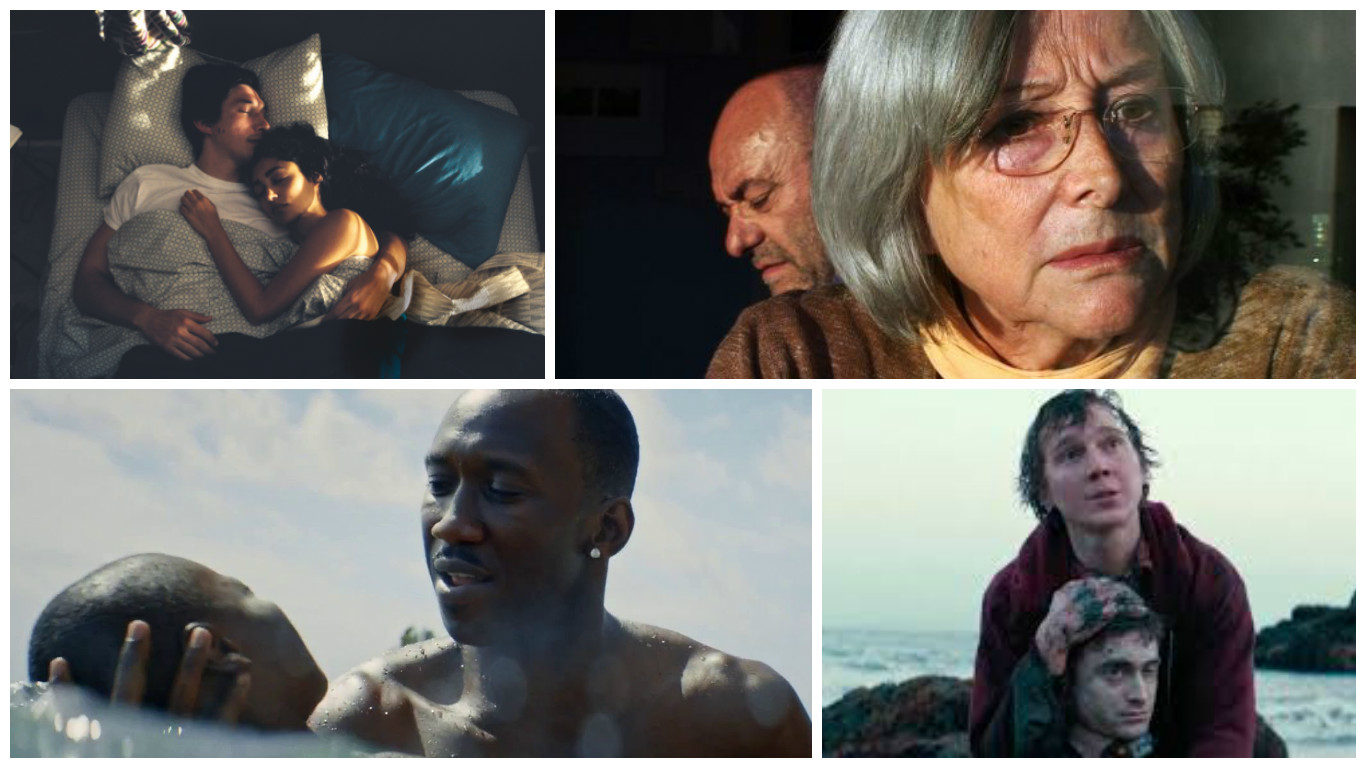 What is worth seeing from the films: a triple of worthy films