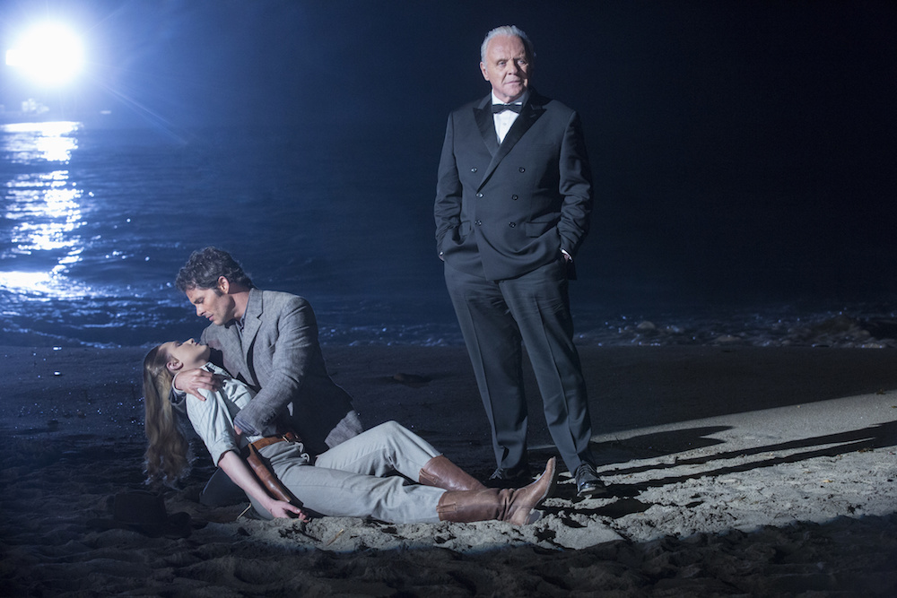 Westworld Season 1 Episode 10 Evan Rachel Wood James Marsden Anthony Hopkins