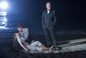 Westworld Season 1 Episode 10 Evan Rachel Wood James Marsden Anthony Hopkins