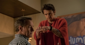 James Franco and Bryan Cranston in Why Him?