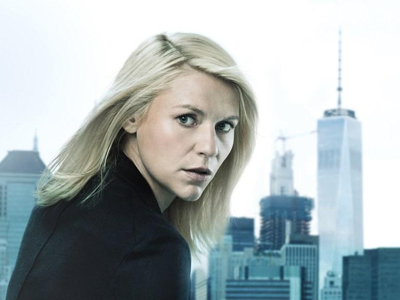 Homeland Season 6 Claire Danes