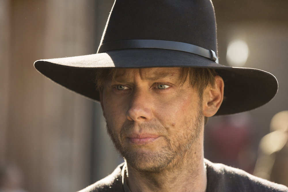 Jimmi Simpson Westworld Season 1 Episode 10