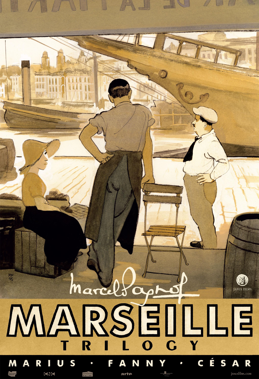 Marseille Trilogy