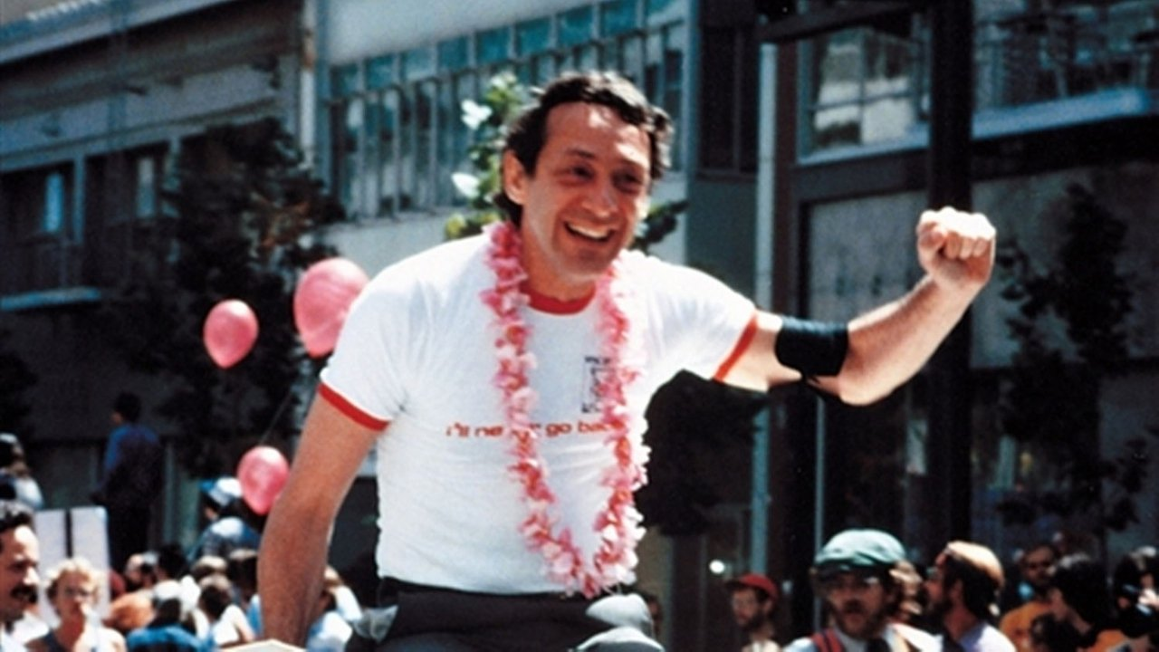 Watch The Times of Harvey Milk on Netflix Today