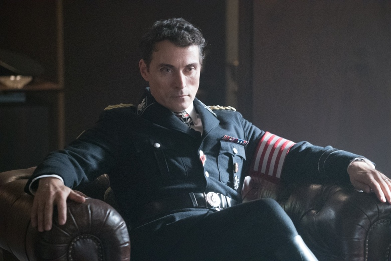 "Rufus Sewell in ""The Man in the High Castle."""