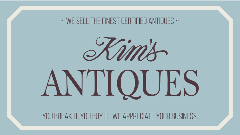 "Kim's Antiques, ""Gilmore Girls: A Year in the Life"" slideshow"