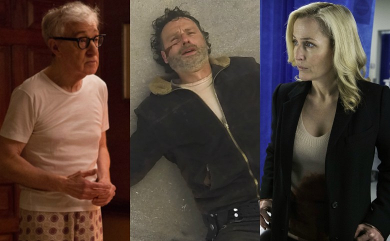Most Disappointing TV Shows 2016 Woody Allen Walking Dead The Fall