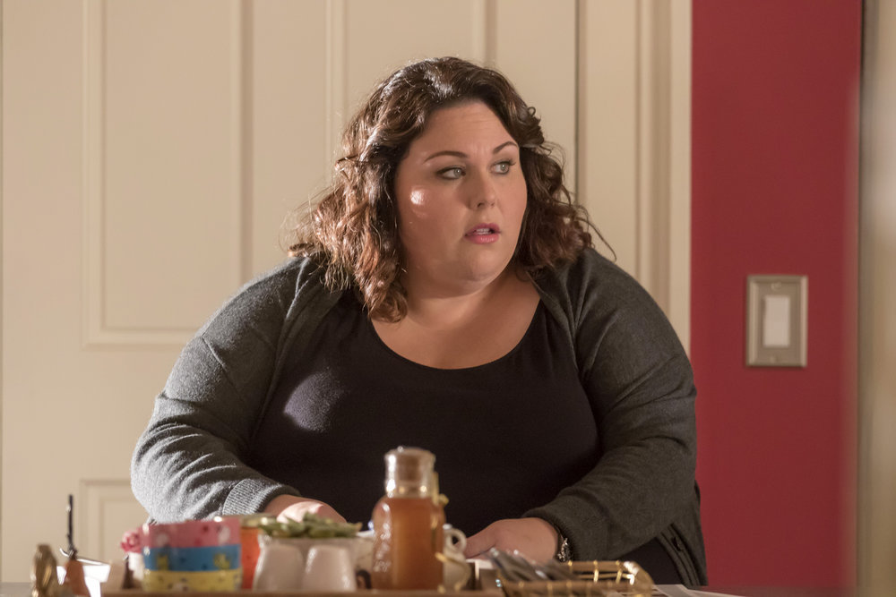 "THIS IS US ""The Trip"" Episode 109 -- Pictured: Chrissy Metz as Kate"