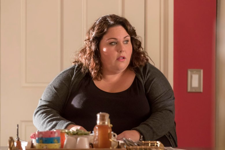 """THIS IS US """"The Trip"""" Episode 109 -- Pictured: Chrissy Metz as Kate"""