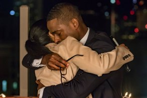 "THIS IS US -- ""Last Christmas"" Episode 110 -- Pictured: (l-r) Susan Kelechi Watson as Beth, Sterling K. Brown as Randall"