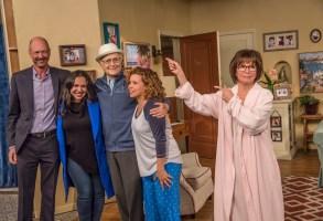 One Day At A Time Norman Lear, Justina Machado, Rita Moreno
