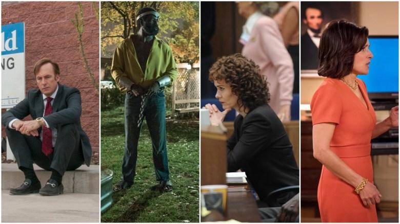 Better Call Saul, Luke Cage, People v. O.J. Simpson, Veep