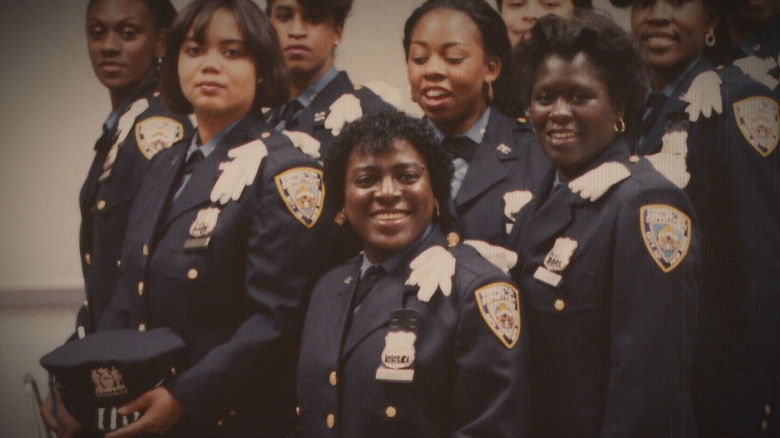 Sharon Jones when she was correctional officer