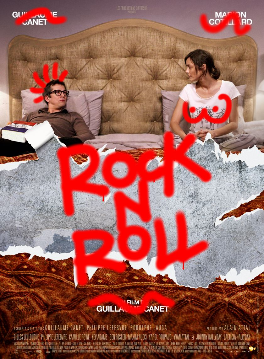 Rock'n Roll Poster