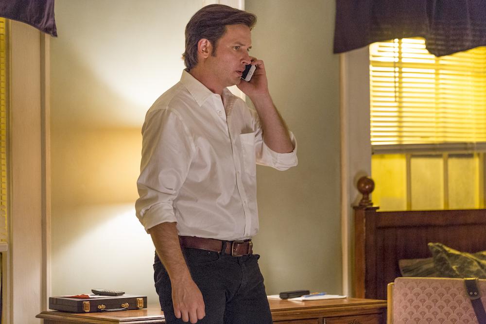 Aden Young as Daniel- Rectify Season 4, Episode 8