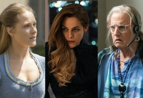 Evan Rachel Wood in Westworld, Riley Keough in The Girlfriend Experience, Jeffrey Tambor in Transparent as SAG Award Contenders