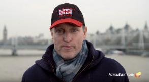 Woody Harrelson Lost in London