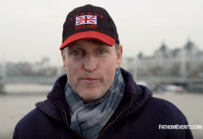 Woody Harrelson Lost in London