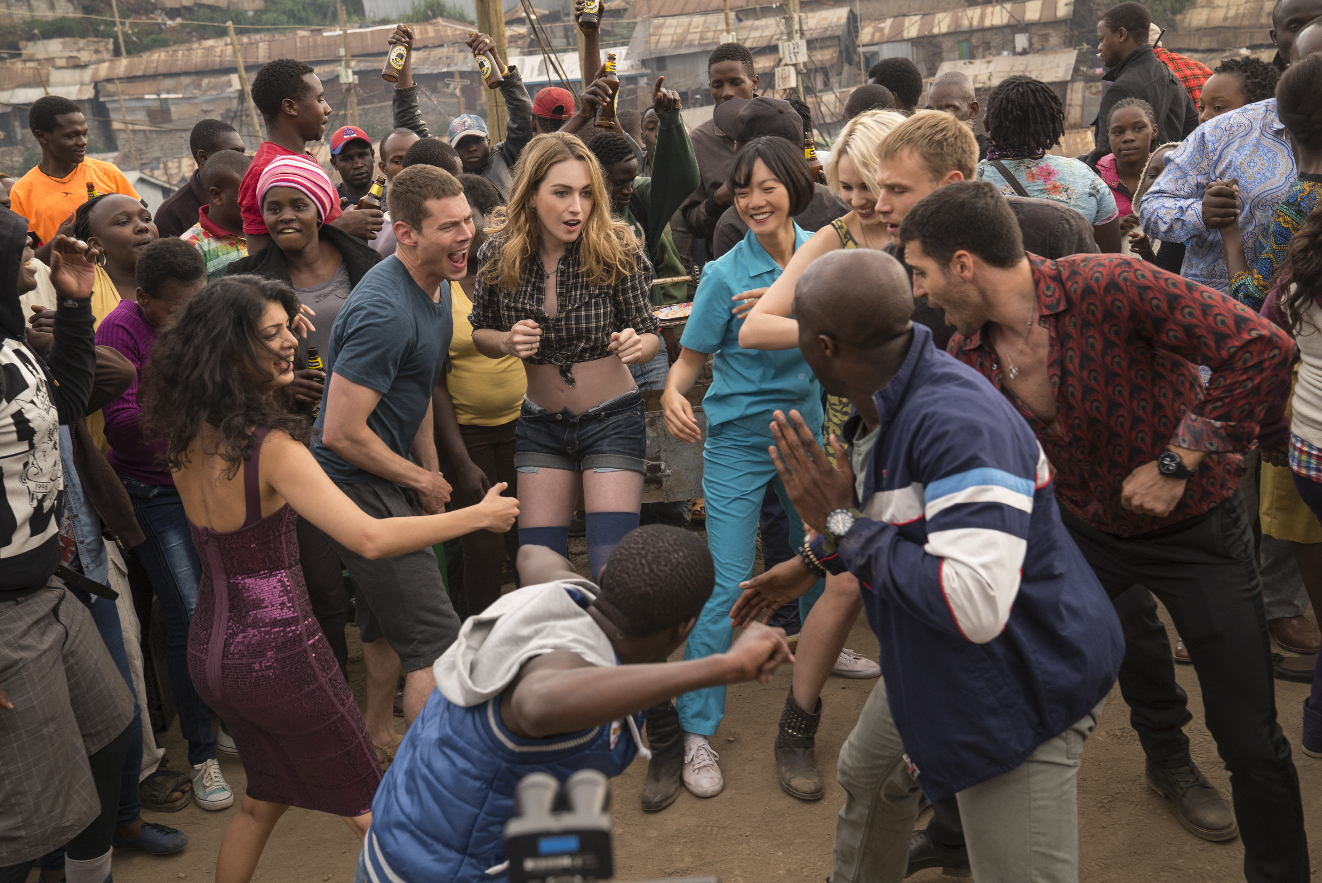Sense8: A Christmas Special Review: An Orgy For The Holidays ...